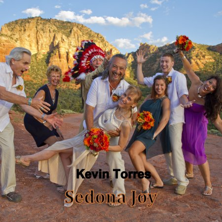 Sedona Joy CD by Kevin Torres